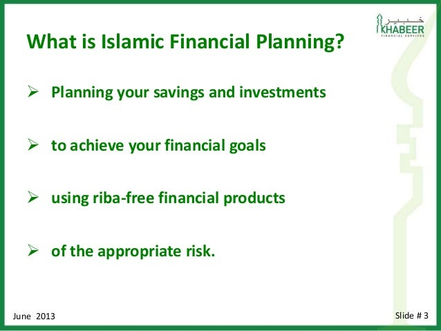 islamic financial planning Purpose this paper aims to develop a conceptual framework of inclusive islamic financial planning (ifp) by combining the traditional islamic institutions of zakat and awqaf with contemporary notions of financial planning, financial inclusion and financial literacy that caters to the short-term and long-term financial goals of the poor.