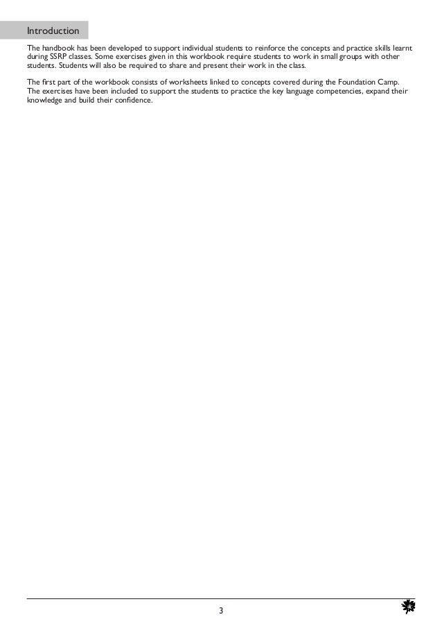 Distance Formula Worksheet Kf Ssrp Foundation Campstudent Handbook English  August  Printable Maths Worksheets Year 2 Excel with Printable Worksheets Preschool   Worksheet  Following Instructions  High School Biology Worksheets