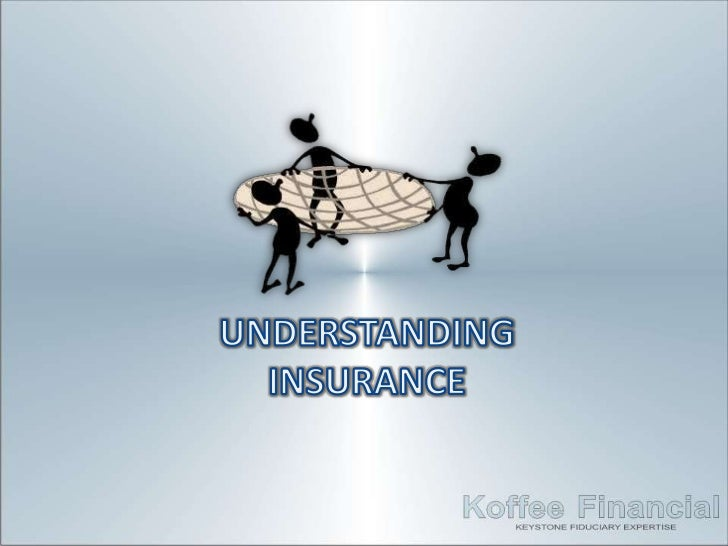 Meaning Of Insurance• A contract that provides compensation for  specific losses in exchange for a one time or  periodic p...