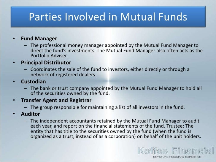 understanding mutual fund and how it works In this guide, we'll cover everything you need to know about mutual funds: what  they are, how they work, and whether they're right for you.