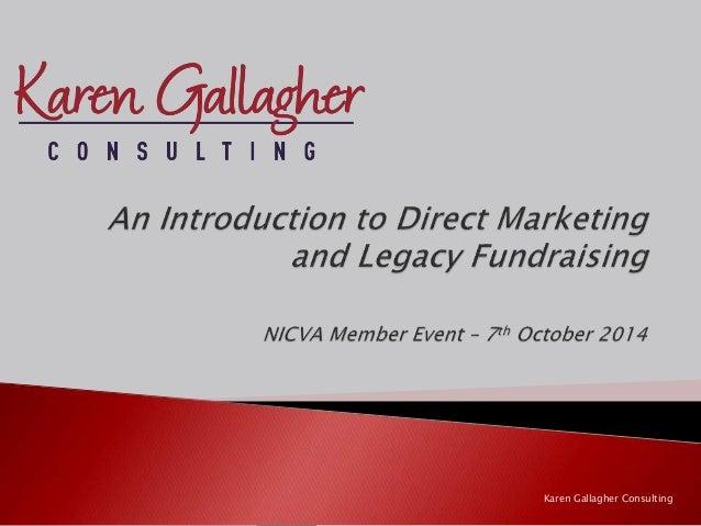 Karen Gallagher Consulting