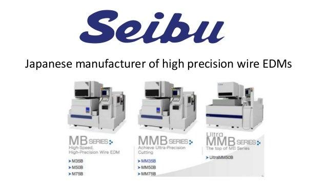 KGK - Seibu Wire EDM