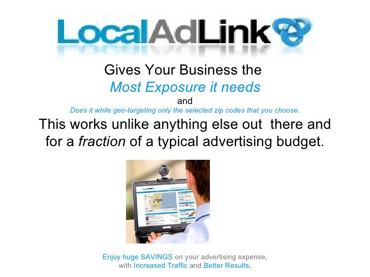 Gives Your Business the                 Most Exposure it needs                                       and      Does it whil...