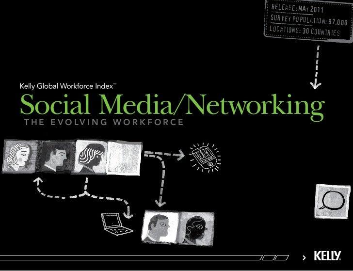 Social Media/Networkingt h e e v o lv i n g w o r k f o r c e