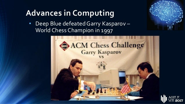 Advances in Technology & Computing