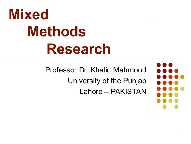 research method methodology