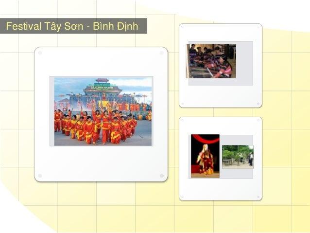 Festival Tây Sơn - Bình Định