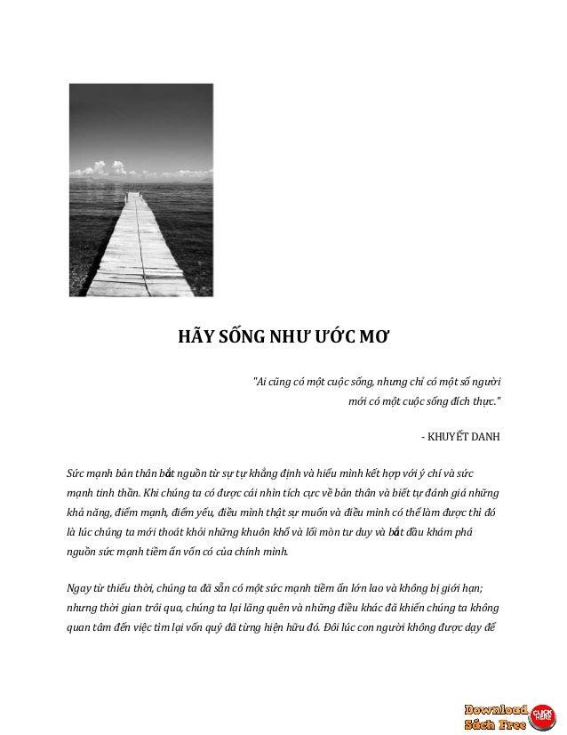 Khám phá sức mạnh bản thân pdf - tải sách miễn phí Slide 3