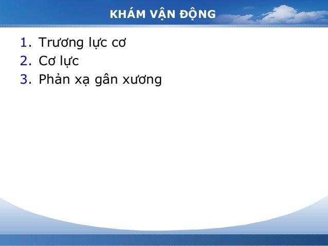 Kham ls than kinh Slide 3