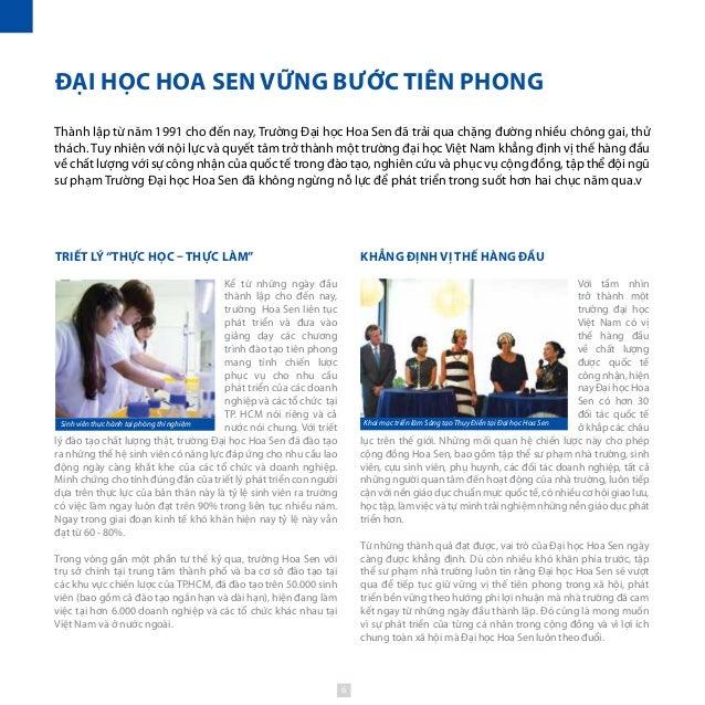 Khẳng định vị thế hàng đầu Với tầm nhìn trở thành một trường đại học Việt Nam có vị thế hàng đầu về chất lượng được quốc t...