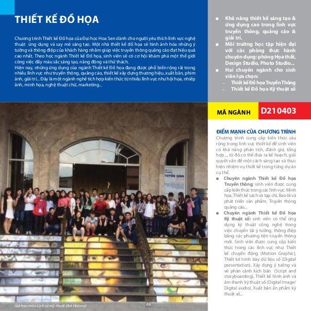 Khám phá Đại học Hoa Sen 2015
