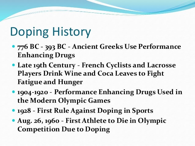 a discussion on the popularity and the problem of fair play and doping in sports And this is why doping is not allowed sports are also about fair play fair play is defined by having all that the commercial an popularity incentives to get.