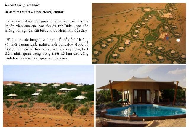 Al Maha Desert Resort Hotel, Dubai: Khu resort được đặt giữa lòng sa mạc, nằm trong khuôn viên của cục bảo tồn dự trữ Duba...