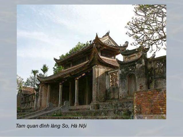 Tam quan đình làng So, Hà Nội