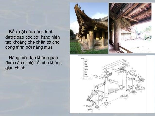 Đình Chu Quyến là một không gian kiến trúc mở, không có hệ thống ván nong, cửa Bức bàn bao quanh 4 phía hàng cột hiên, giú...