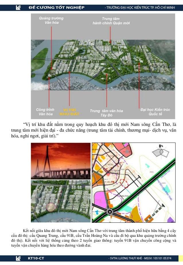 """""""Vị trí khu đất nằm trong quy hoạch khu đô thị mới Nam sông Cần Thơ, là trung tâm mới hiện đại - đa chức năng (trung tâm t..."""