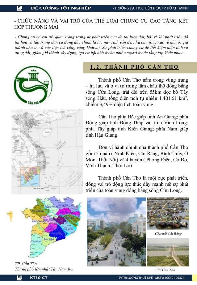 1 . 2 . T H À N H P H Ố C Ầ N T H Ơ TP. Cần Thơ – Thành phố lớn nhất Tây Nam Bộ Thành phố Cần Thơ nằm trong vùng trung – h...