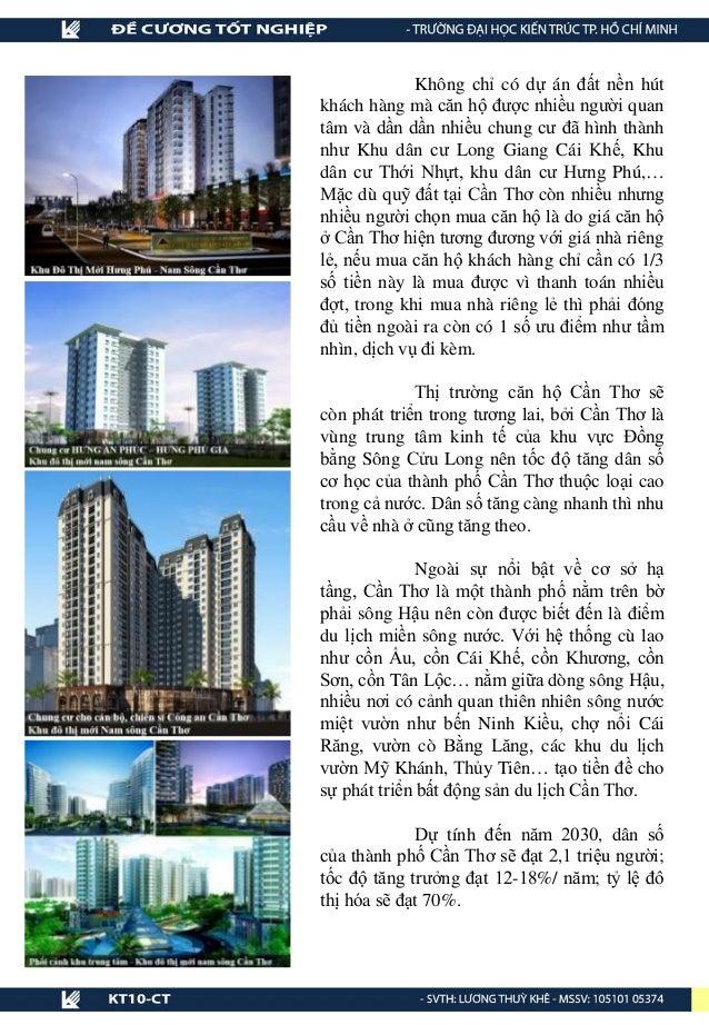 Không chỉ có dự án đất nền hút khách hàng mà căn hộ được nhiều người quan tâm và dần dần nhiều chung cư đã hình thành như ...