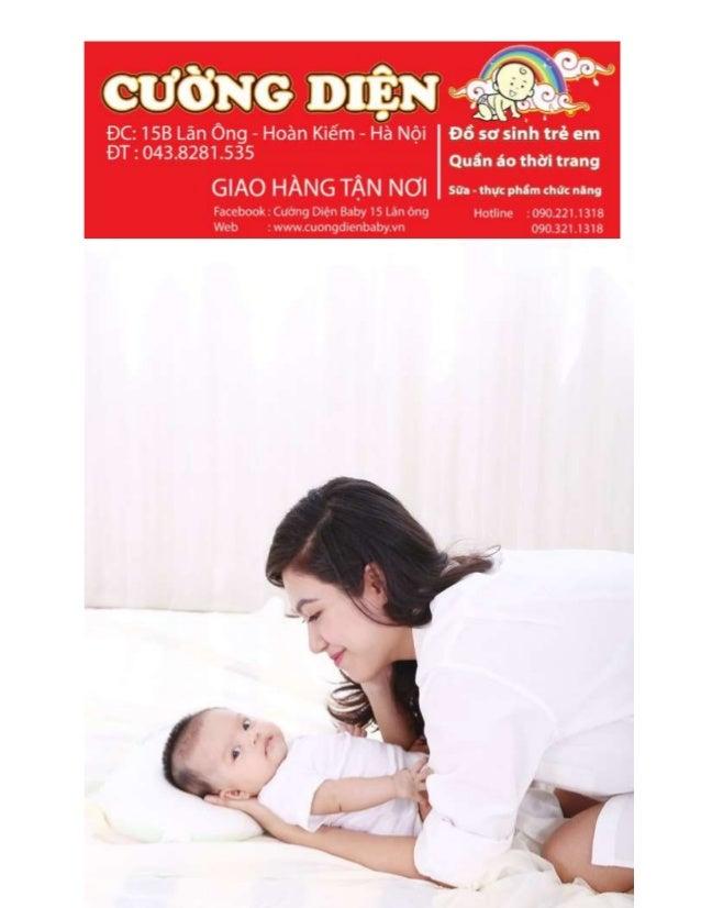 2. 0- 2 tuổi: cơ hội vàng giúp trẻ phát triển trí não Một số mẹ cho rằng giai đoạn 0- 2 tuổi là quá sớm để quan tâm tới vi...