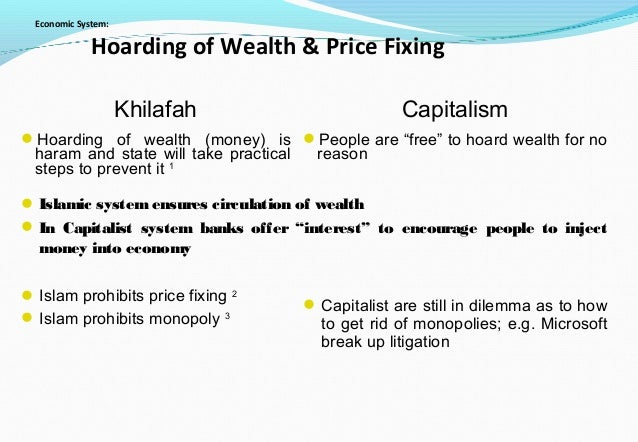 economic man vs islamic man In islamic economics, man is described as the prime factor of  to guard against  the involvement of riba, islam has guided the act of human.