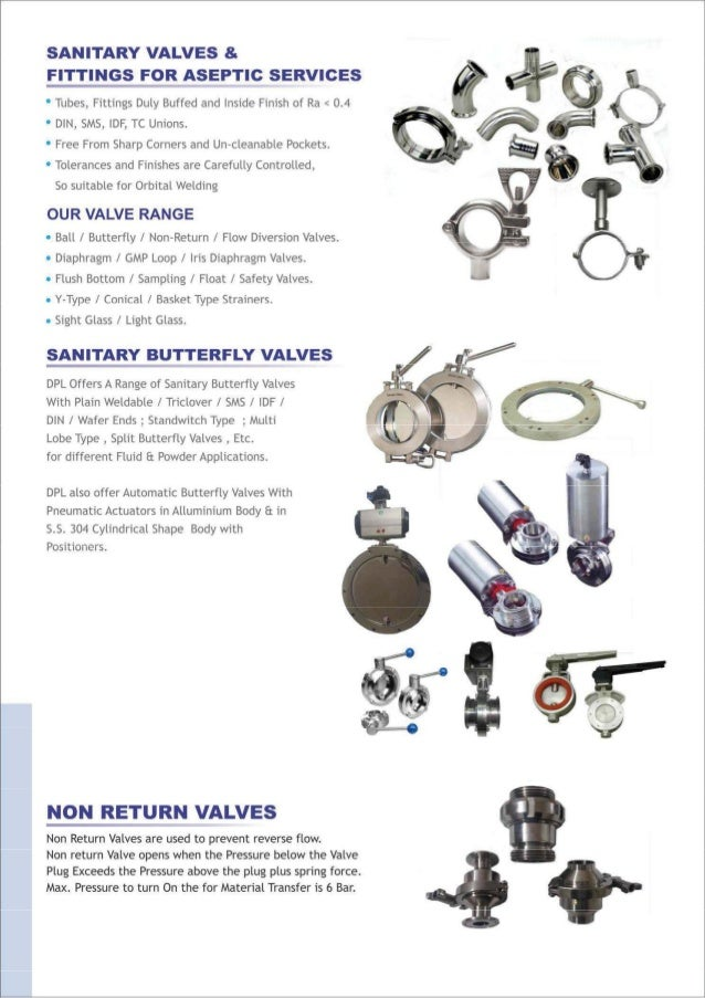 Valves, Pipe Fittings, Turned Components By DPL Valves & Systems Private Limited