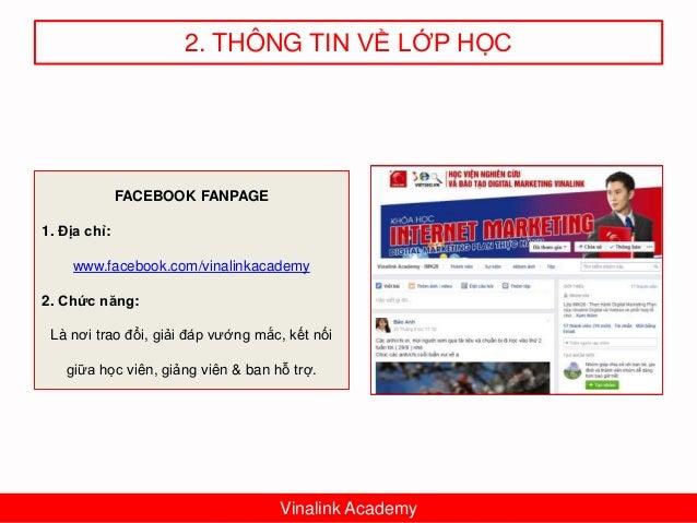 Danh sách các website http://daotaoseo.com http://im.edu.vn http://vinalink.edu.vn Vinalink Academy