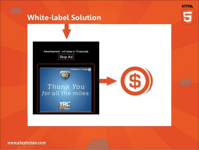 www.playtomax.com White-label Solution