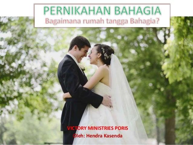 VICTORY MINISTRIES PORIS Oleh: Hendra Kasenda