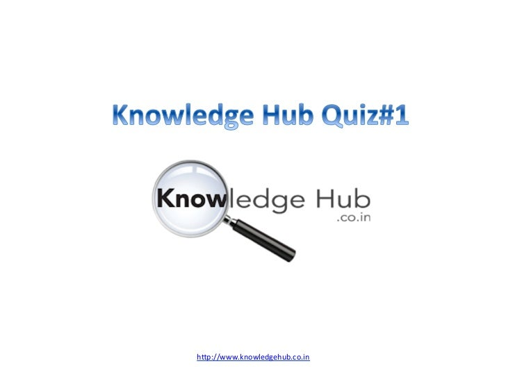 """h""""p://www.knowledgehub.co.in"""