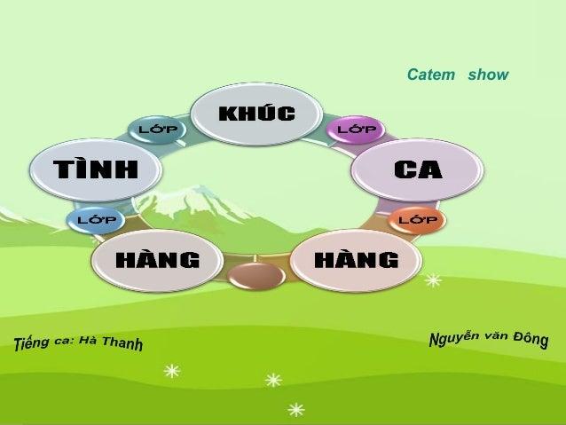 Catem show