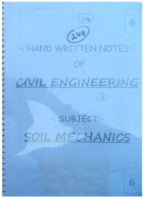 Civil 6.soil mechanics
