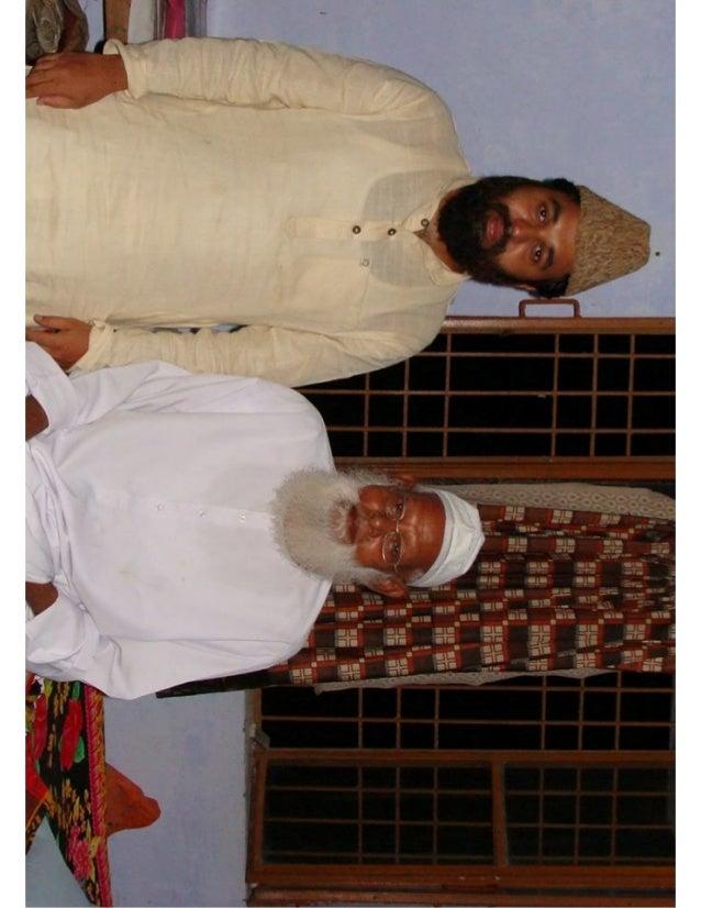 Khwja muzaffar hussain ridawi