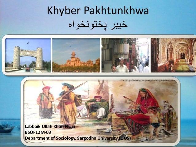 Culture of Khyber Pakhtunkhwa (KPK)