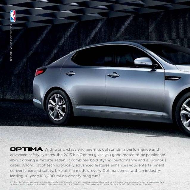 2013 kia optima brochure jack key auto group el paso for Kia motors passkey 0000