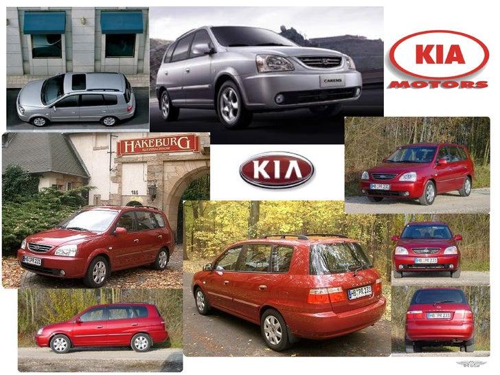 Kia Carens Slide 3