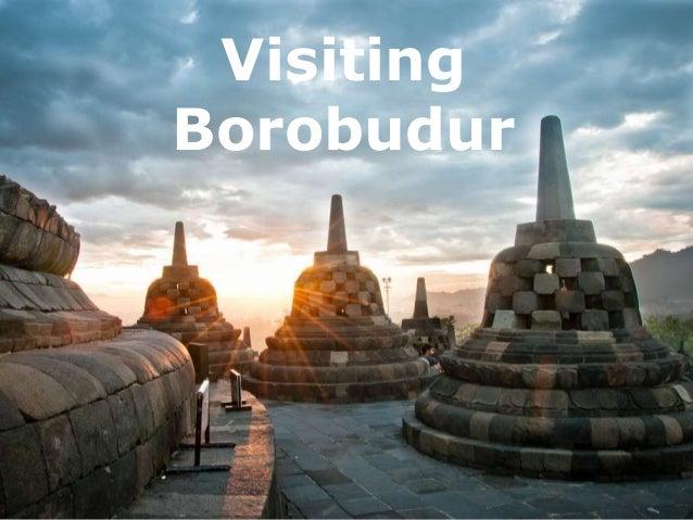 Visiting Borobudur