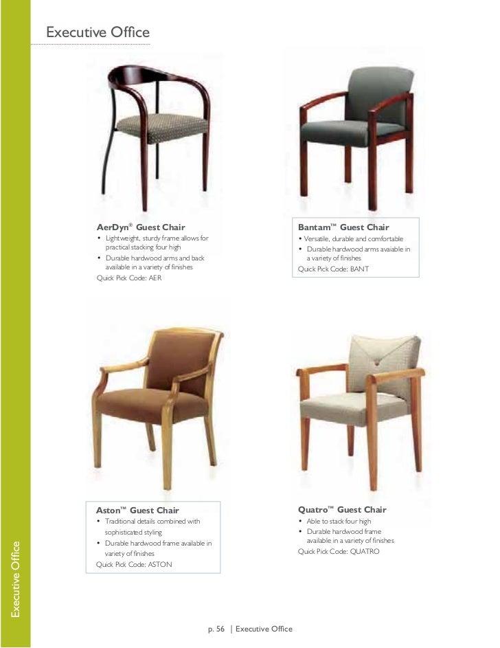 Executive Office AerDyn® Guest Chair ...