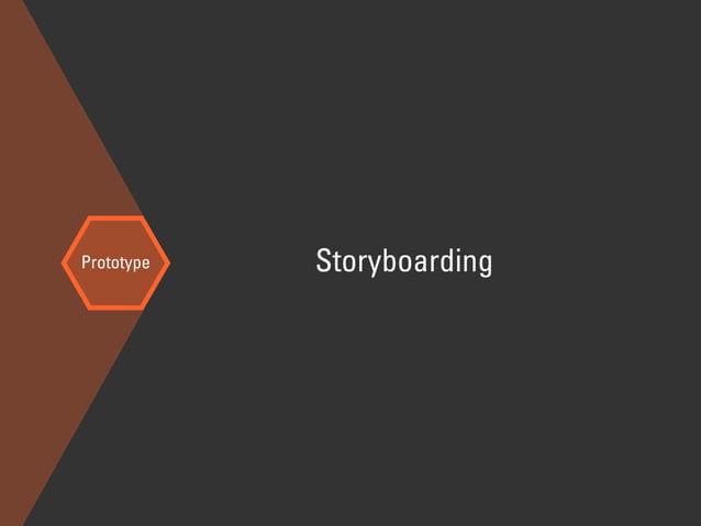 Prototype Storyboarding