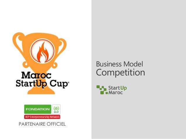 Business Model Competition PARTENAIRE OFFICIEL