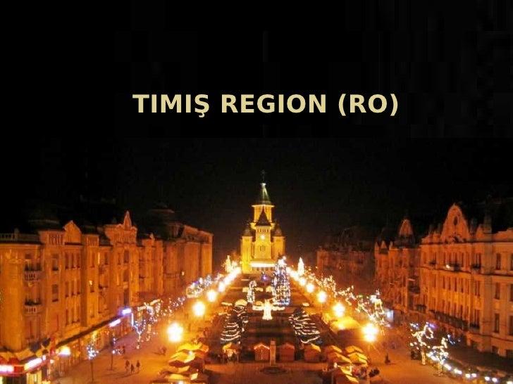 TIMIŞ REGION (RO)