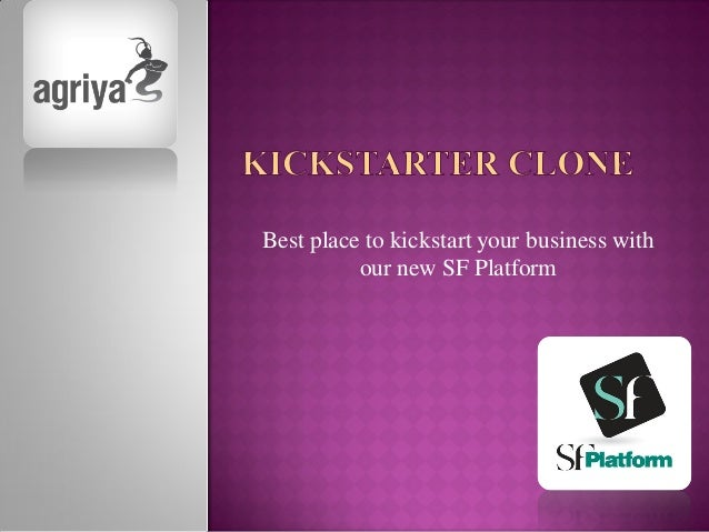 Best place to kickstart your business with our new SF Platform