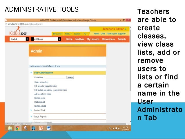 Kidbiz3000 The Leader In Differentiated Instruction