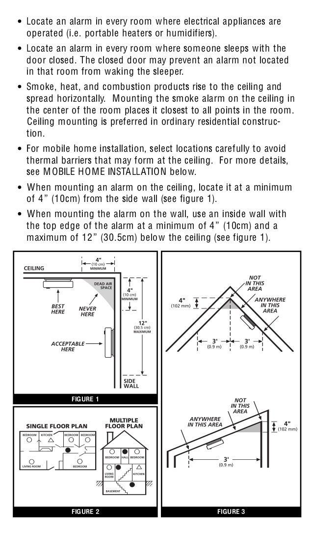 Kiddie Smoke Detector 0916 Manual