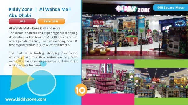 Company Profile of Toy Store