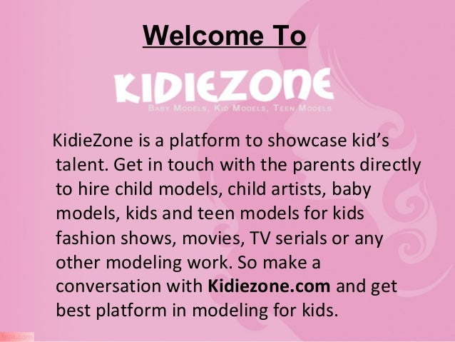 Kid Modeling: How to Prepare Your Child for a Shoot