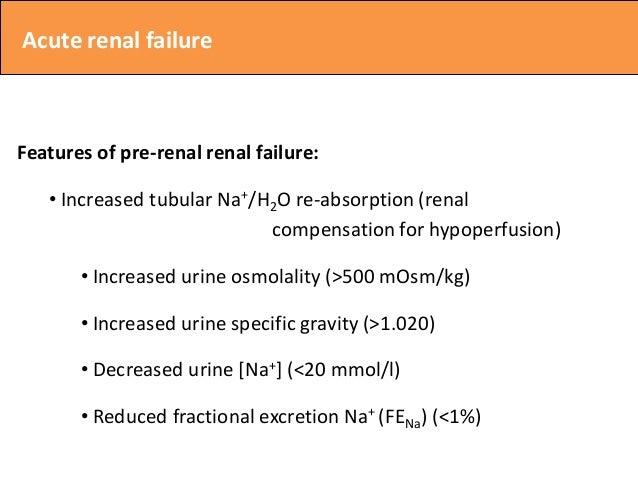 Kidney Injury