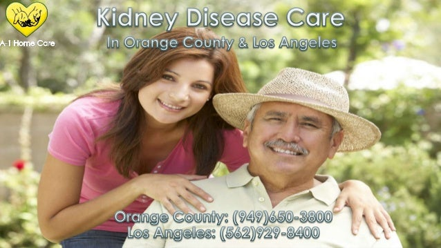 Kidney Disease Care in Los Angeles and Orange County