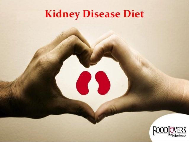 Kidney Disease Diet