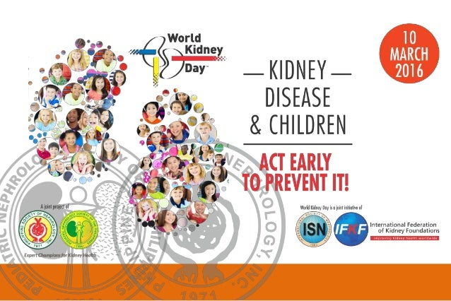 Kidney diseases in children