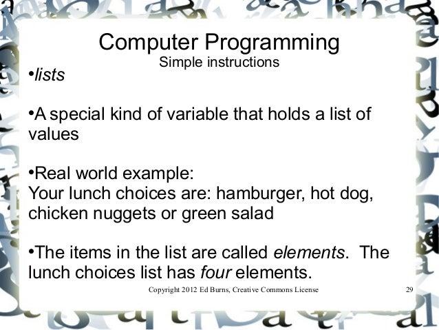 Kids computer-programming